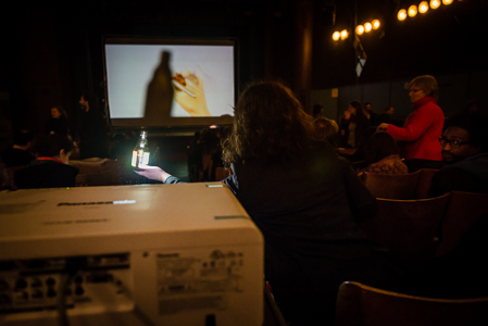 kinolab 22 Avril 2015 - Kino Kabaret International de Bruxelles - Etterbeek