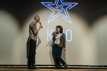 28 Avril 2016 - Kino Kabaret International de Bruxelles