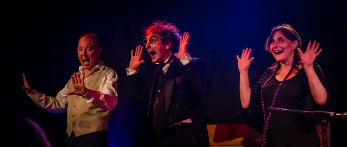Magic Cabaret 18 Septembre 2015 -  - Magic Land Théâtre